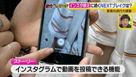 日常を動画に撮って投稿することができるインスタグラム内の「ストーリー」という機能が使われていたり、「MixChannel」というアプリが使われていたり、若者は動画に