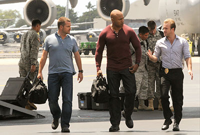 HAWAII FIVE-0 × NCIS:LA クロスオーバー 前編 感染(Pa Make Loa)
