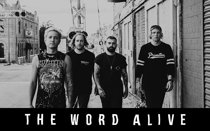 The Word Alive(US)
