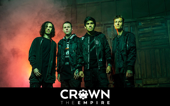 Crown The Empire(US)