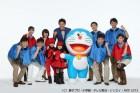 映画を熱く盛り上げるのは、応援団長の松岡修造さん!鈴木福くん・夢ちゃんも、強力な応援団です!