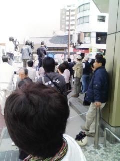 4月26日投票の名古屋市長選挙、各候補者の舌戦もさることながら、我々報道... TOPICS &